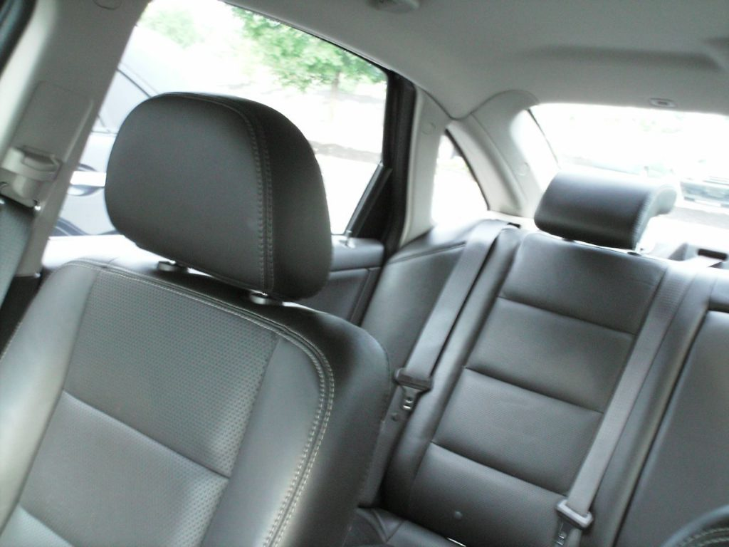 How To Clean Your Car Seats With Soap And Water