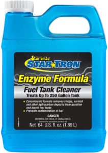 star tron enzyme formula fuel tank cleaner