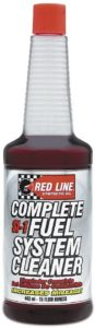 additive fuel tank cleaner red line