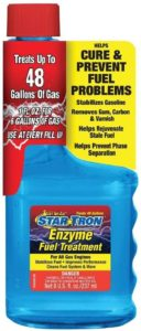 fuel tank cleaner by star tron enzyme
