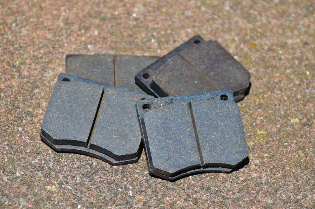 Parts Of Cars, Their Location and Function - Brake Pads