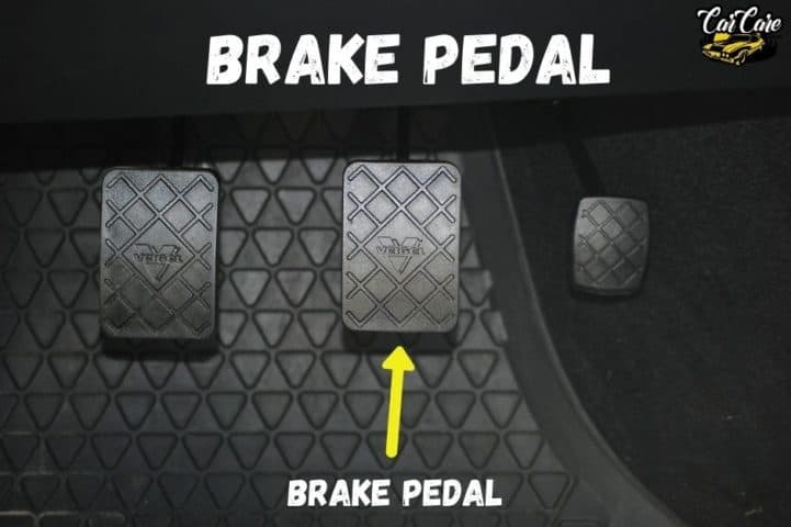 Parts Of Cars, Their Location and Function - Brake Pedal