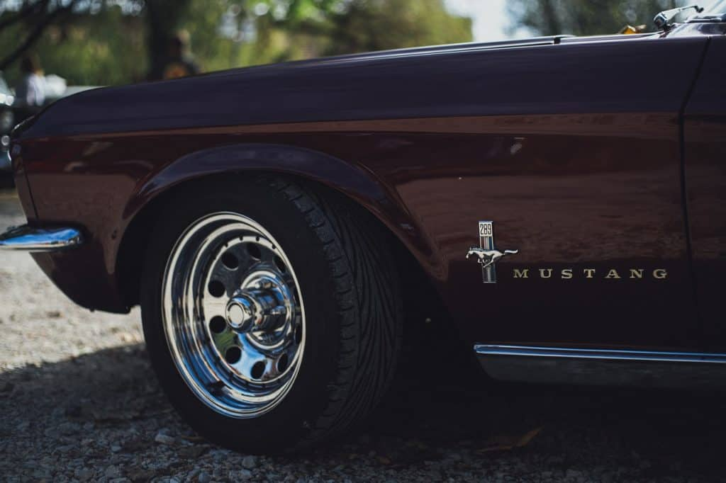 Parts Of Cars, Their Location and Function - Fender