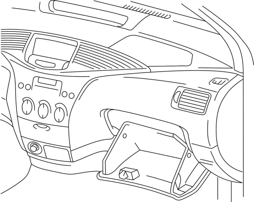 Parts Of Cars, Their Location and Function - Glove Compartment