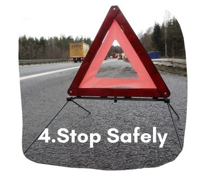 What To Do if Car Keeps Accelerating - Take safety measures