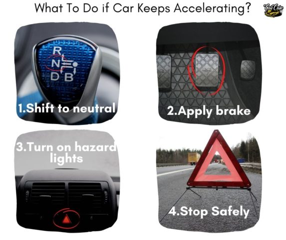 What To Do if Car Keeps Accelerating
