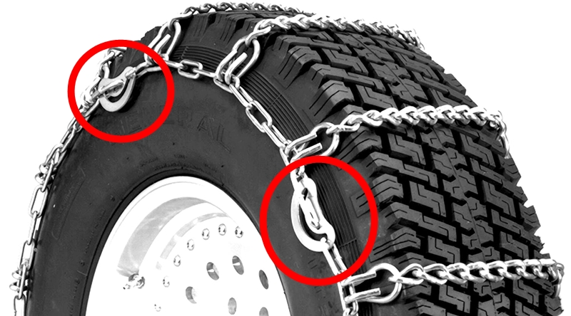 Should Tire Chains Be Tight or Loose?