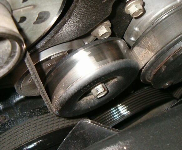 What Are The Most Common Signs Of Bad Belt Tensioner