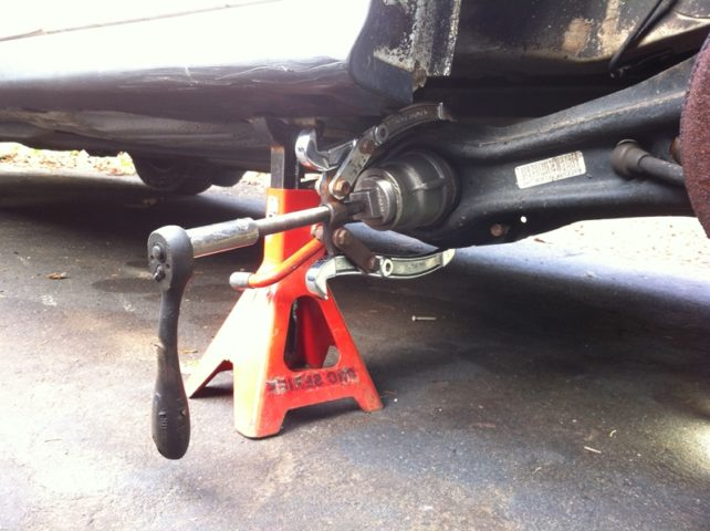 What Are The Most Common Signs Of a Failing Control Arm