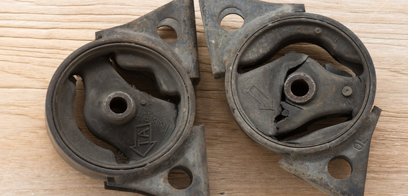 Is It Safe To Drive With Worn Motor Mounts
