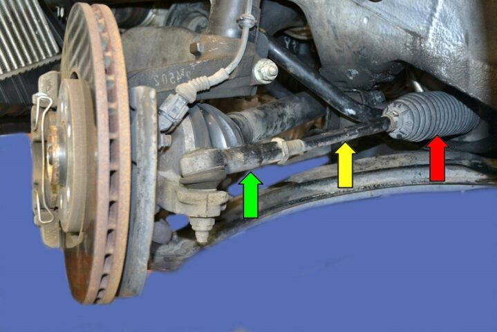 Is It Safe To Drive With a Bad Inner And Outer Tie Rod?