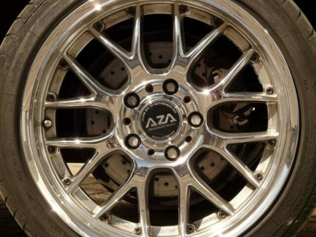 How To Clean Chrome Rims With Oven Cleaner