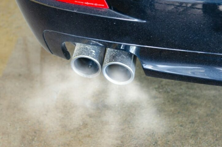 Why Is My Car Smoking From The Tailpipe -WHITE SMOKE