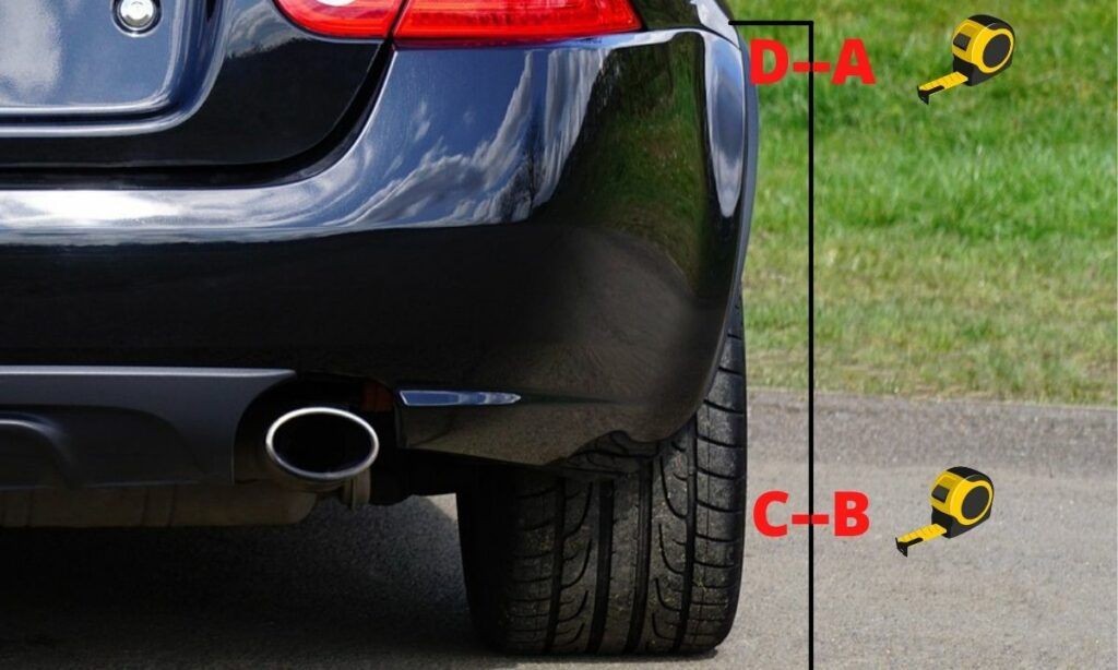 How To Measure Camber Angle on a Car 2