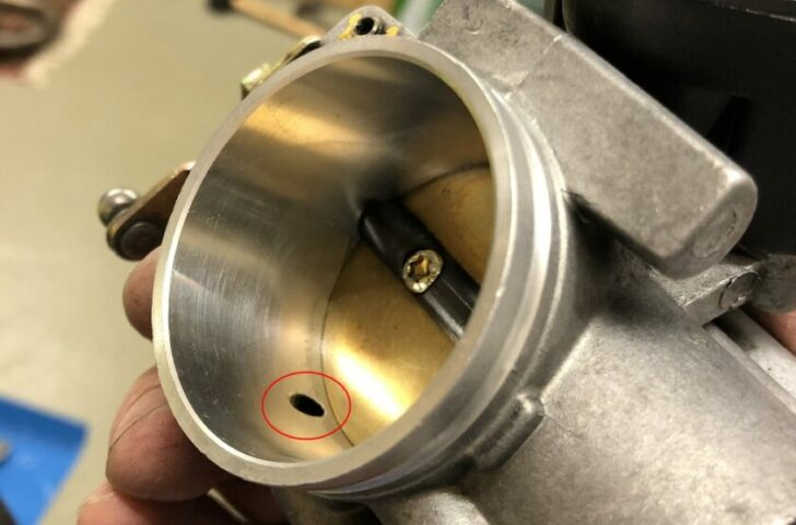 How To Clean Idle Air Control Valve Without Removing It