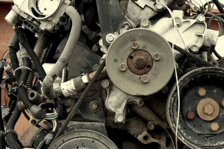 What Can Cause Heavy or Stiff Steering?